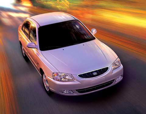 Hyundai Accent с 1999 г.в.
