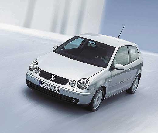 vw polo 2001-2004